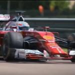 Kimi Raikkonen vs Martin Brundle (Ferrari F14T vs Ferrari 488)